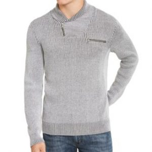 INC FRANKEN SWEATER