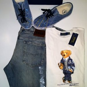 POLO RALPH LAUREN OUTFIT