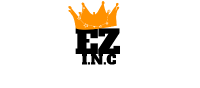 large ez inc with yellow crown